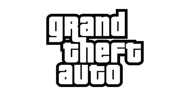 logo vector GTA