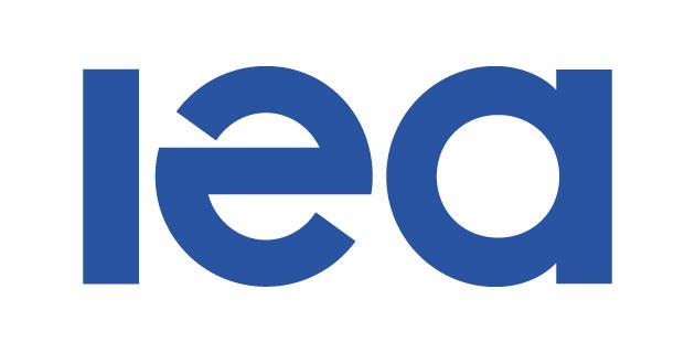 logo vector IEA