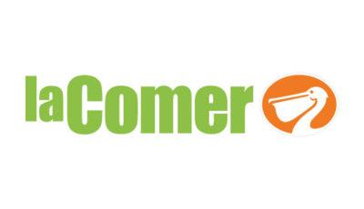 logo vector La Comer