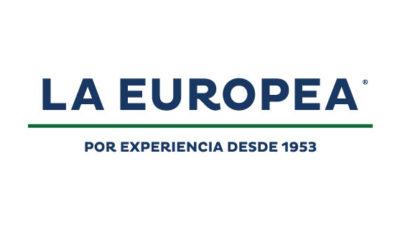 logo vector La Europea