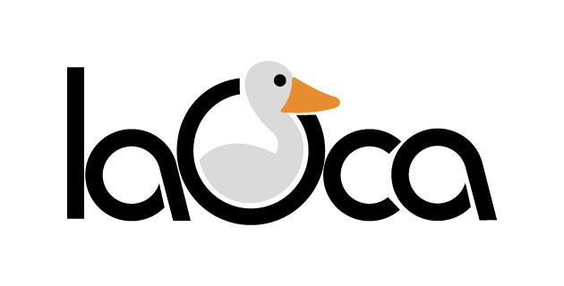logo vector La Oca