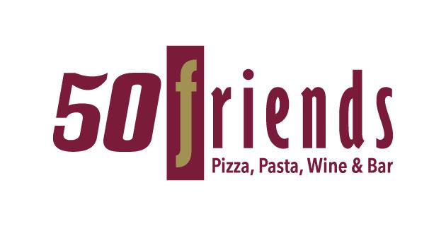 logo vector 50 Friends