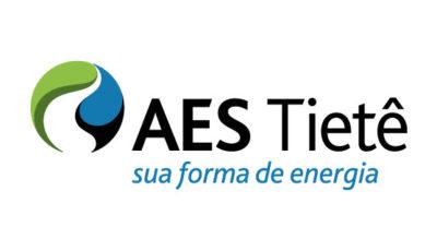 logo vector AES Tietê