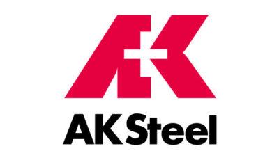 logo vector AK Steel