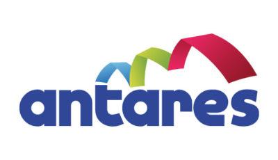 logo vector Asociación Antares