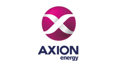 logo vector AXION energy