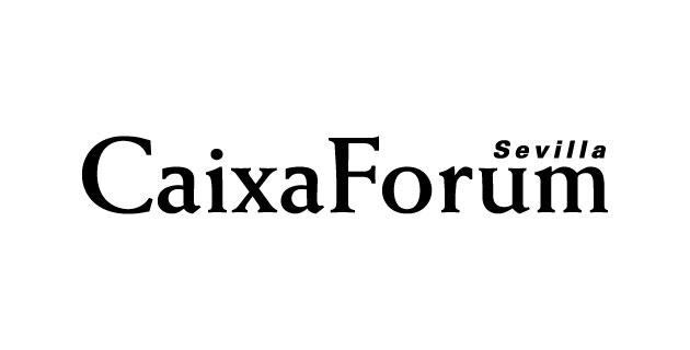 logo vector CaixaForum Sevilla