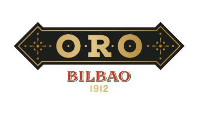 logo vector Cerveza Oro