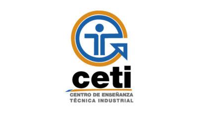 logo vector Centro de Enseñanza Técnica Industrial (CETI)