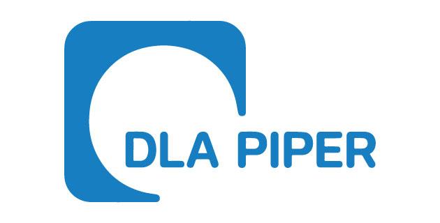 logo vector DLA Piper