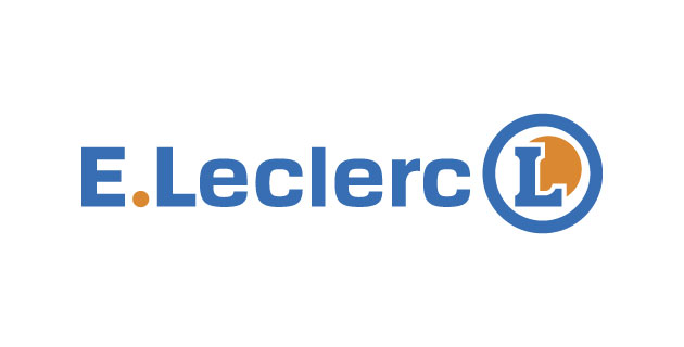 logo vector E.Lecrerc