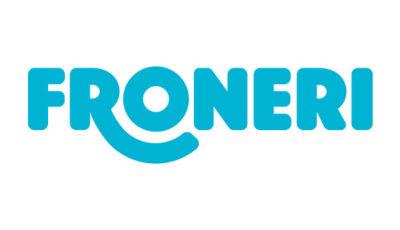 logo vector Froneri