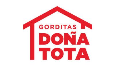 logo vector Gorditas Doña Tota