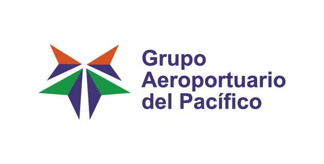 logo vector Grupo Aeroportuario del Pacífico