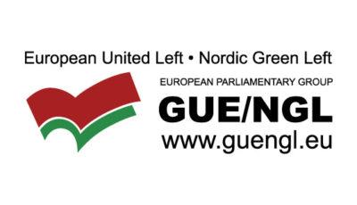 logo vector GUE-NGL