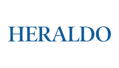 logo vector Heraldo de Aragón