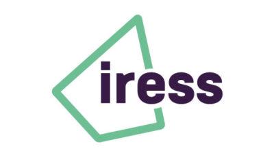 logo vector Iress