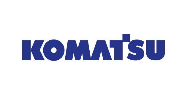 logo vector Komatsu