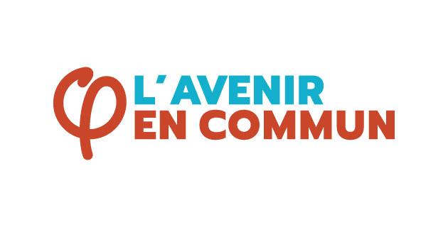 logo vector L'avenir en commun