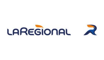 logo vector laRegional