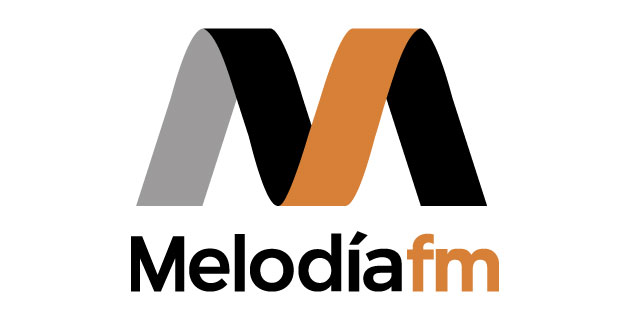 logo vector Melodía FM