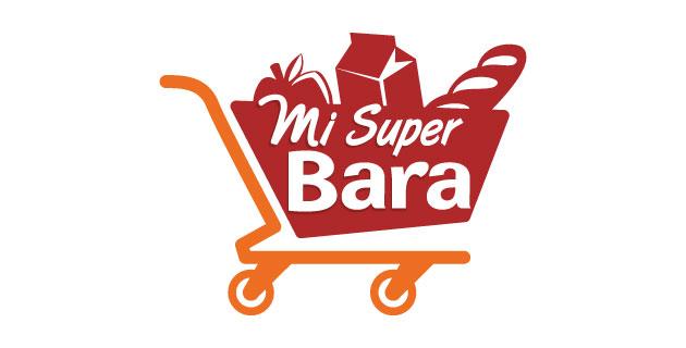 logo vector Mi Súper Bara
