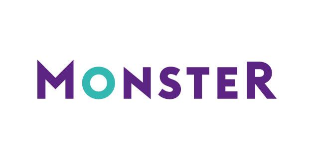 logo vector Monster