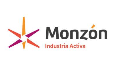 logo vector Monzón Industria Activa