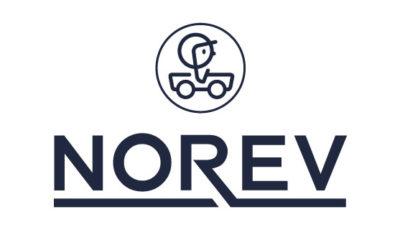 logo vector Norev