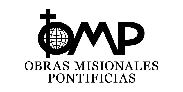 logo vector Obras Misionales Pontificias