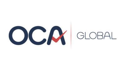 logo vector OCA Global