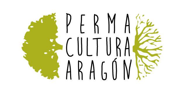 logo vector Permacultura Aragón