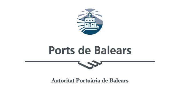 logo vector Ports de Balears