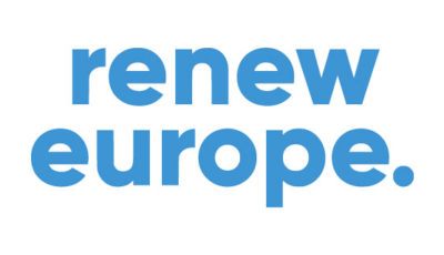 logo vector Renew Europe