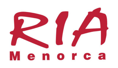logo vector RIA Menorca