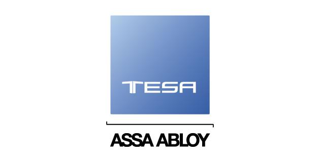 logo vector TESA ASSA ABLOY