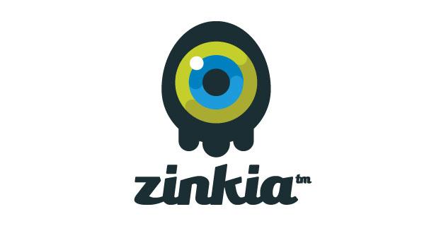 logo vector Zinkia