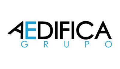 logo vector Aedifica Grupo