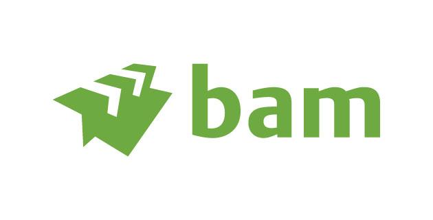 logo vector BAM