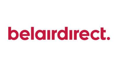 logo vector belairdirect