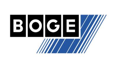 logo vector BOGE