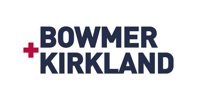 logo vector Bowmer + Kirkland