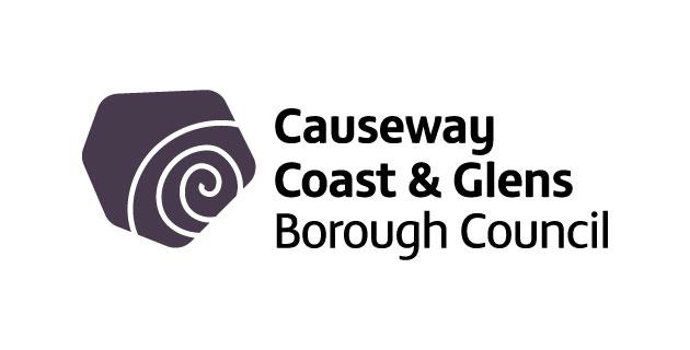 logo vector Causeway Coast and Glens Borough Council