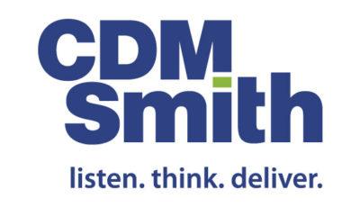 logo vector CDM Smith