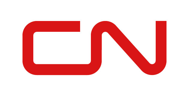 logo vector Canadian National Railway