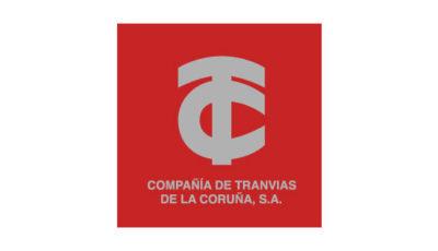 logo vector Compañía de Tranvías de La Coruña