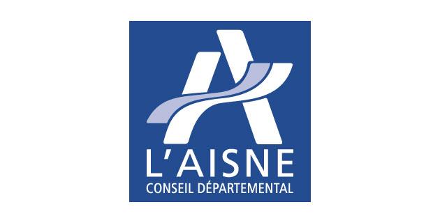 logo vector Conseil départemental de l'Aisne