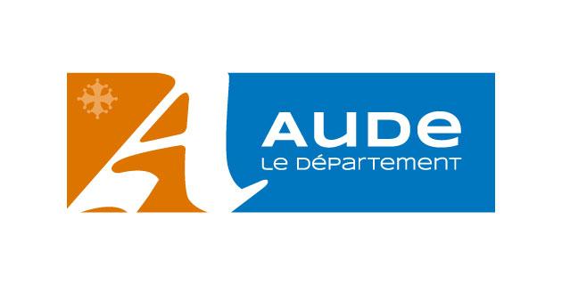 logo vector Conseil départemental de l'Aude
