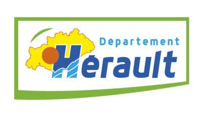 logo vector Conseil départemental de l'Hérault