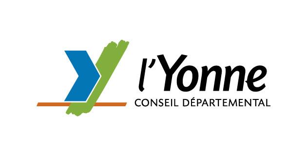 logo vector Conseil départemental de l'Yonne